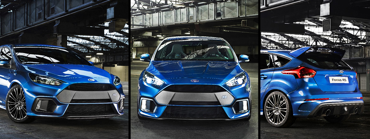 The Focus RS set to make a North American debut
