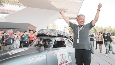 356: A devout tour in a 70th anniversary year