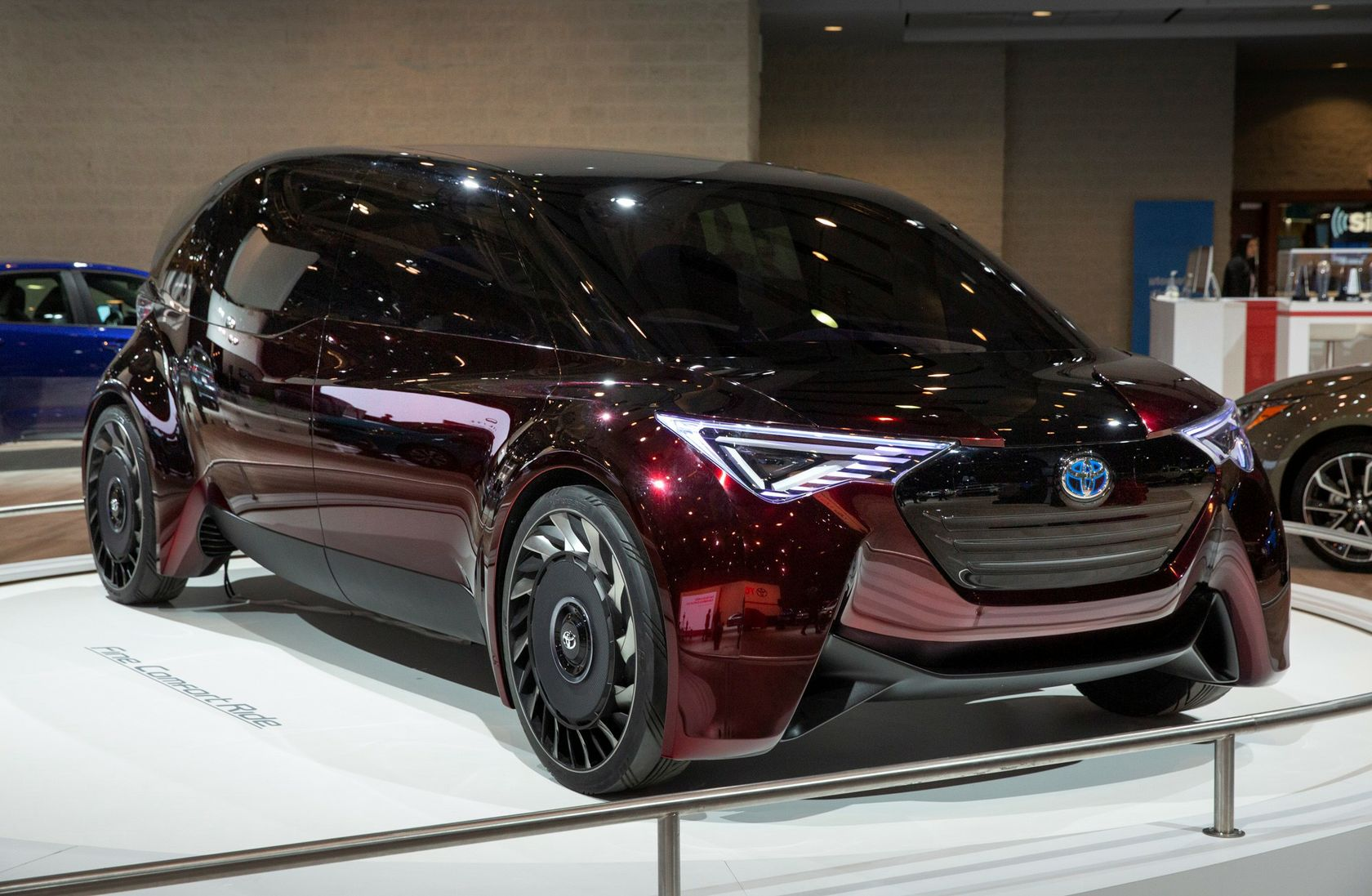 Toyota Fine Comfort Ride - CIAS