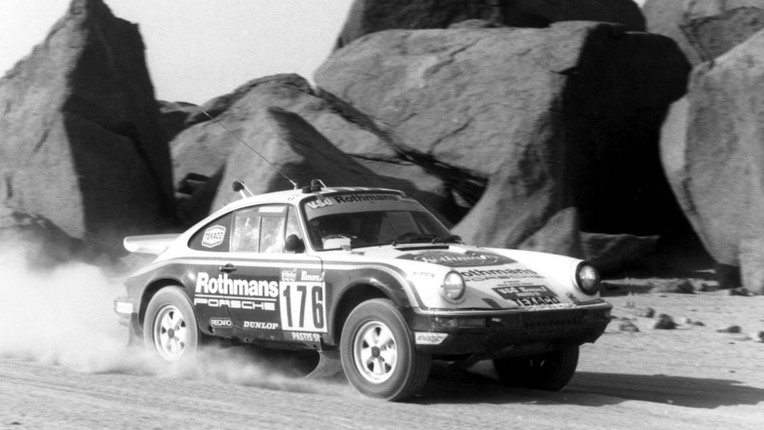 953, 1984, Porsche AG