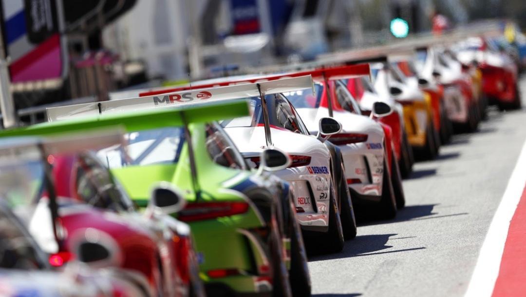 Porsche Mobil 1 Supercup, Barcelona, 2019, Porsche AG
