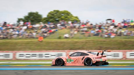 The 24 Hours of Le Mans during a glance