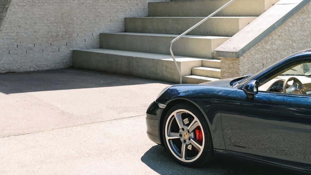 Neo Rauch's 911, 2018, Porsche AG
