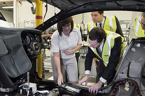 BENTLEY Awarded Top Employer For Fourth Consecutive Year