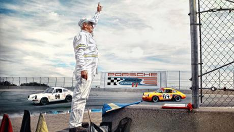 Heroes and History: Porsche during Rennsport Reunion