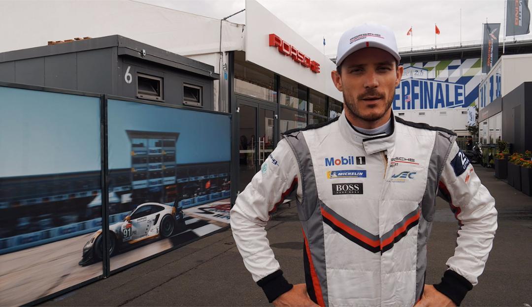 Kévn Estre, race, FIA WEC, Le Mans, 2019, Porsche AG