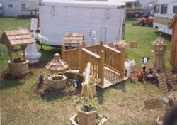 Forums View Single Post Birdhouses And Lawn Ornaments Made From Reclaimed Barn Wood