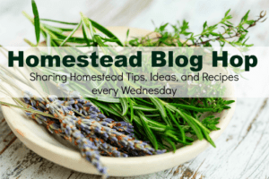 homestead Blog Hop 244