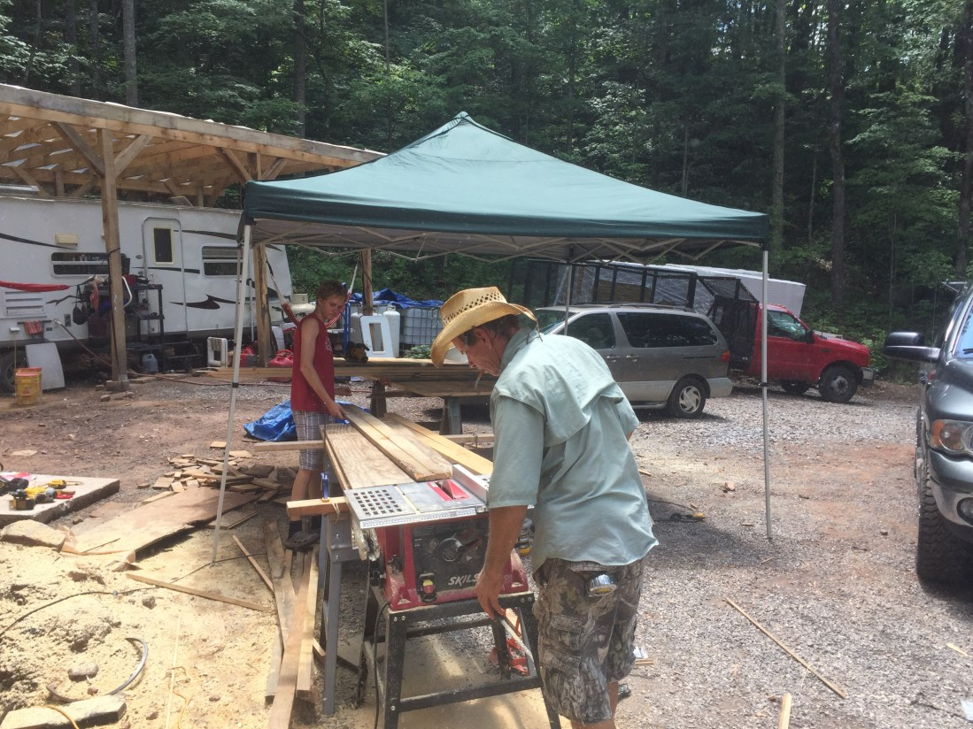 homestead building update making doors