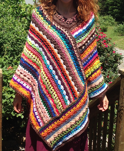 Laurie's Molly Poncho