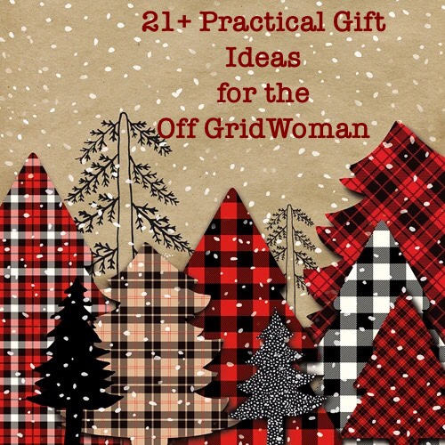 Off grid woman gift ideas