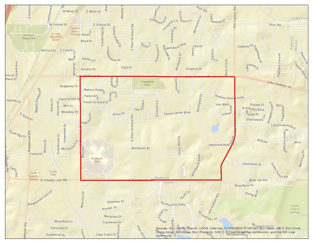 The City of Ridgeland Planning and Zoning - The City of Ridgeland City Of Madison Zoning Map on