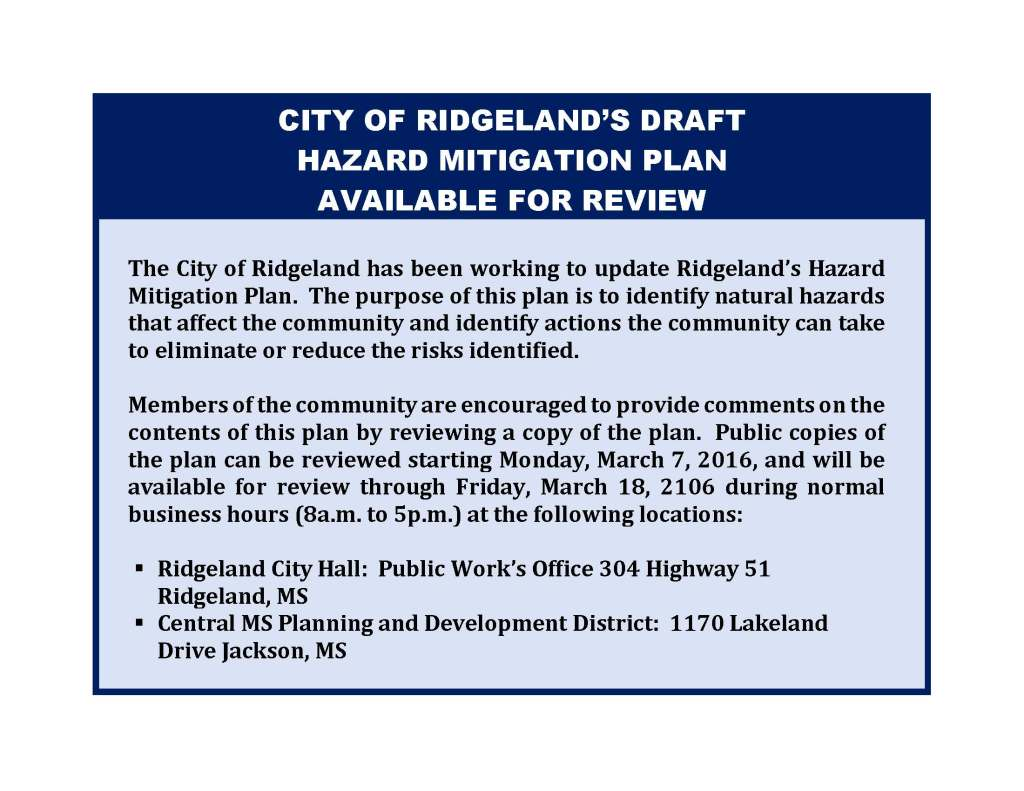 Public Notice - draft review Hazard Mitigation Plan_Page_1