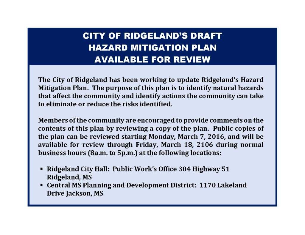 Public Notice - draft review Hazard Mitigation Plan_Page_1
