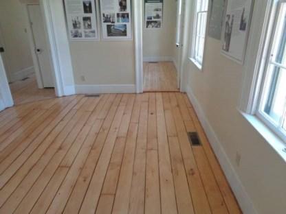 May 8 – parlor floor