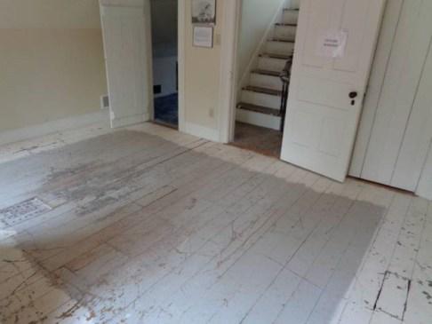 March 27 – second floor bedroom before