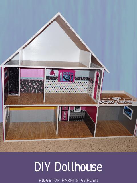 Dollhouse title