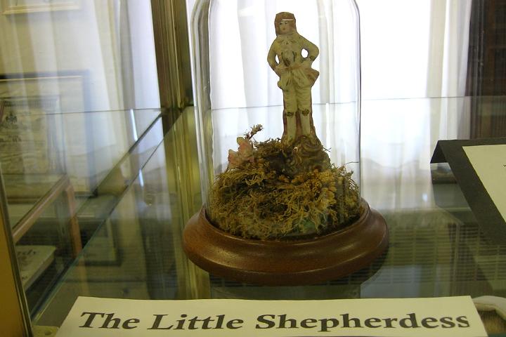 Ridgetop Farm & Garden   Laura & Carrie Ingalls   Keystone   Museum   Little Shepherdess