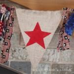No Sew Star Bunting