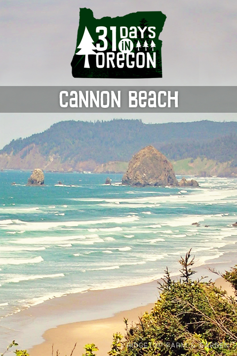 Ridgetop Farm and Garden | 31 Days in Oregon | Cannon Beach