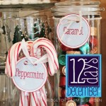 12 Days: Hot Drinks Bar Printables