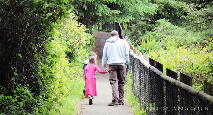 Ridgetop Farm and Garden | 31 Days in Oregon | Cape Meares