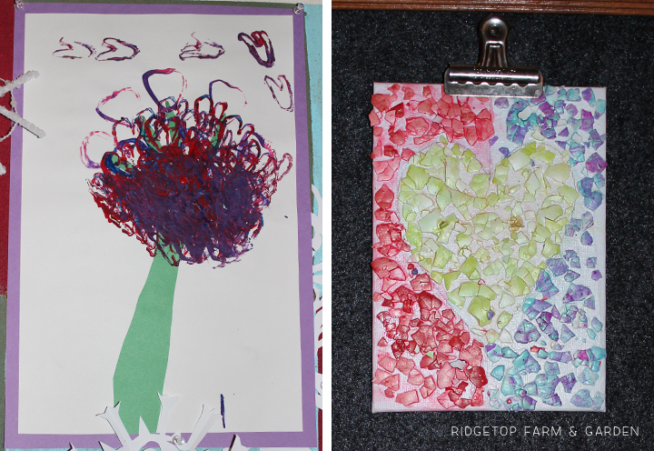 Ridgetop Farm and Garden | Valentine's Day | Kid's Craft