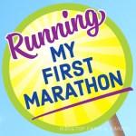Freebie Printable Props: 1st Marathon