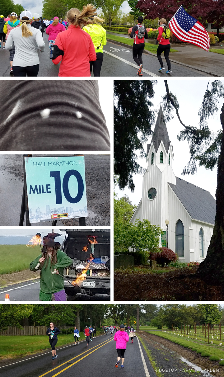 Ridgetop Farm and Garden | Ridgetop Runner | Race Recap | Hippie Chick 2017 | Half Marathon