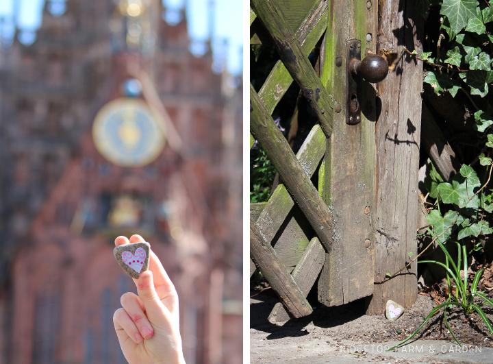 Ridgetop Farm and Garden   Travel   Germany   Nuremberg   Love Rocks