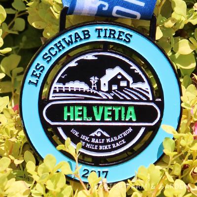 2017 Race Recap – Helvetia Half