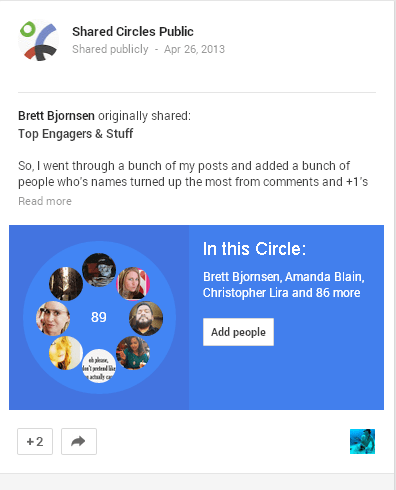 Google Circles – What Are They?