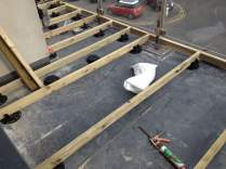 Dura Decking provides a hard wearing surface, ideal for harsh coastal evnironments.