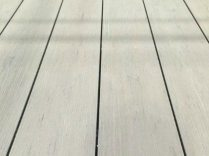 New colour in composite decking