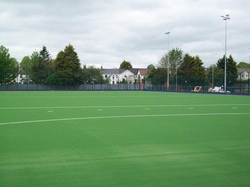 Ballymena Sports Grounds Ridgeway Sports Rebound Fencing