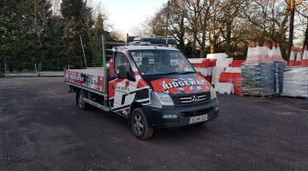 Ridgeway's new depot in Ashbourne Co. Meath is now trading.