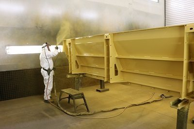 Graco paint spraying equipment