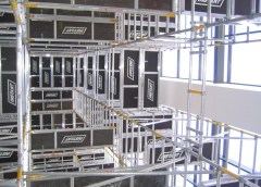 Specialists in mobile aluminium scaffolding towers