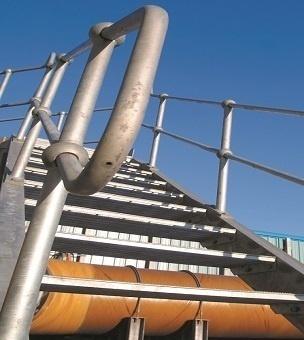 Ridgeway hand railing