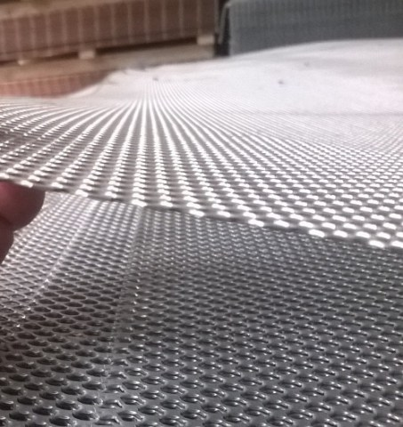Experf expanded metal mesh