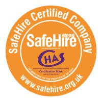 Safehire Chas Certified Company