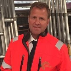 Ridgeway's Managing Director, Stephen Kane