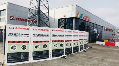 Ridgefence Acoustic Barriers