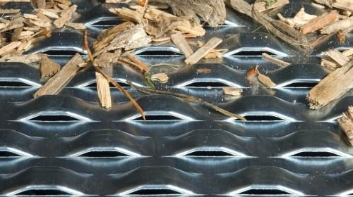 Bridge Slot Perforation metal