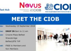 Meet the CIOB Event