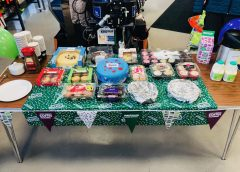 Ridegways Macmillan coffee morning