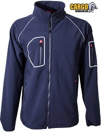 Cargo Reflex Softshell Fleece Jacket