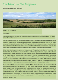 SummerNewsletter2014