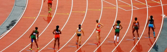 What can small businesses learn from the Olympic Athletes?