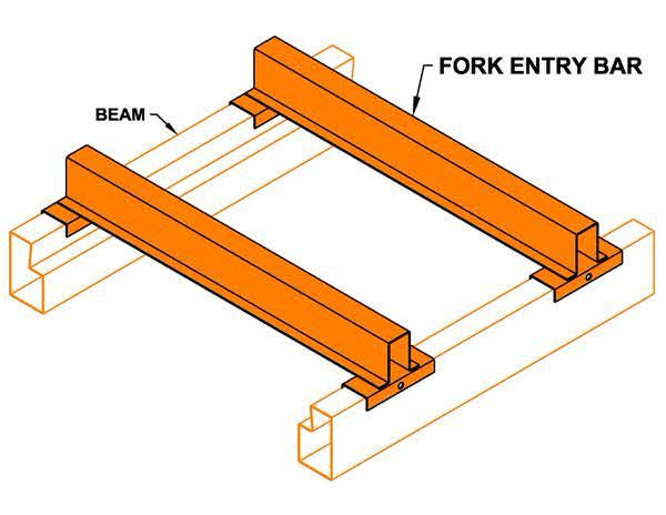 structural pallet rack ridg u rak